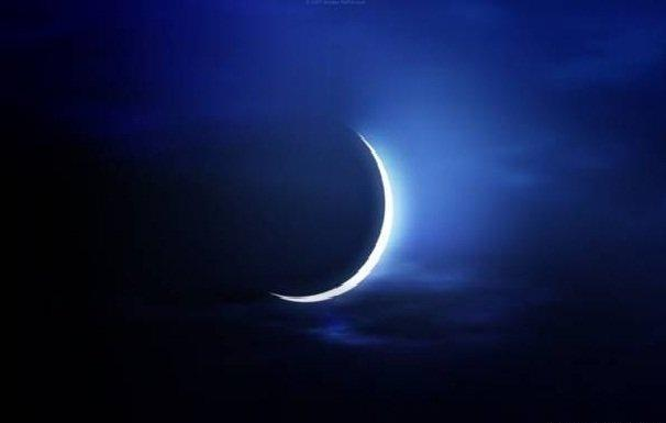 مشاهده هلال ماه نو و شروع ربیع الاول