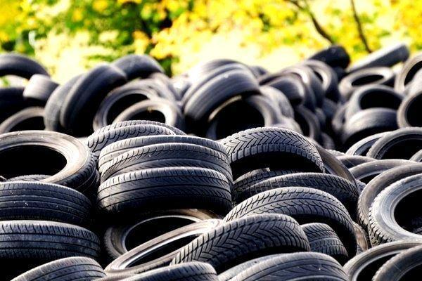 کاهش خروج هوا از آستر تایر خودرو با نانومواد معدنی