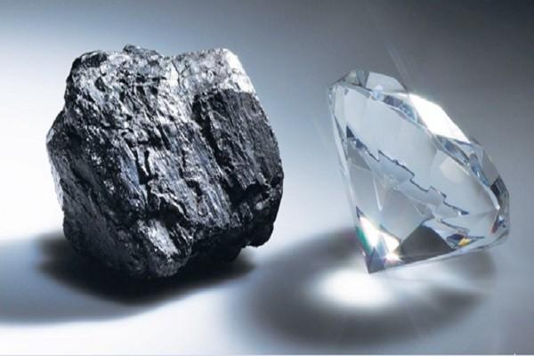 تبدیل کربن به الماس با فناوری لیزر فوق سریع