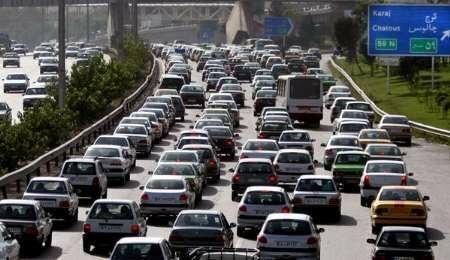 افزایش 30 درصدی حجم ترافیک در محدوده طرح ترافیک در پنجشنبه ها