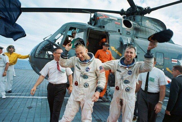 جیمز لاول فضانورد روزهای سخت و هیجان انگیز فضانوردی