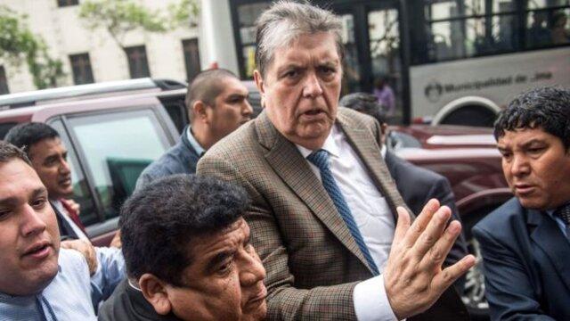 رئیس جمهوری پیشین پرو به خودش شلیک کرد