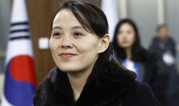 خواهر رهبر کره شمالی وارد روسیه شد