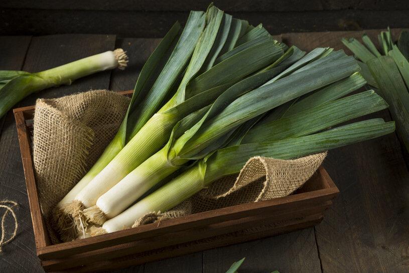 13 دلیل خوب برای خوردن تره فرنگی؛ سبزی بهاره