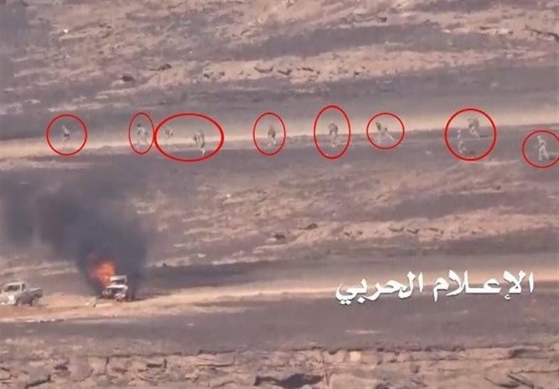 یمن، کشته شدن شماری از مزدوران ارتش عربستان در جیزان