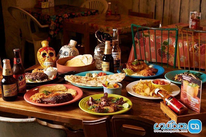 بهترین رستوران های مکزیکی تهران ، چشیدن طعم متفاوتی از غذاهای ملل