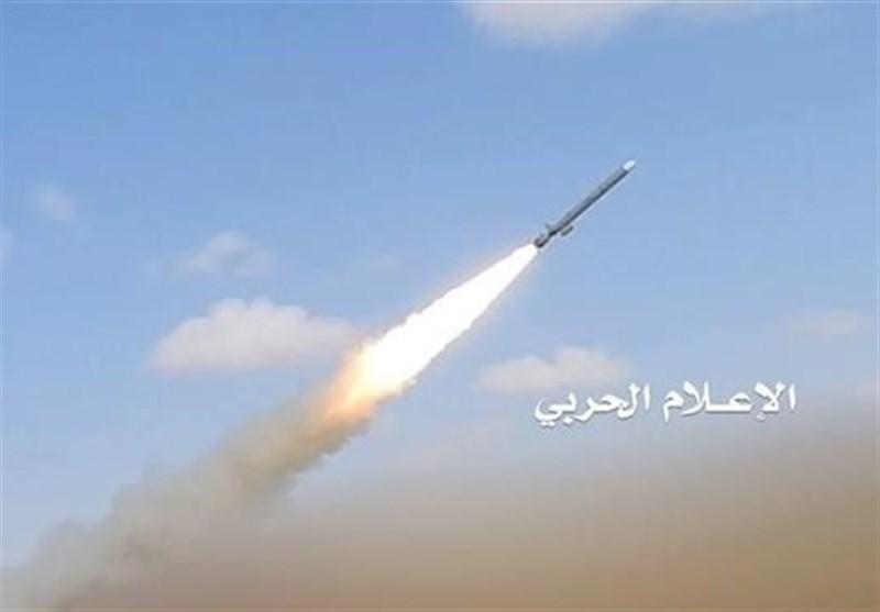 یمن، شلیک موشک زلزال به مواضع مزدوران عربستان