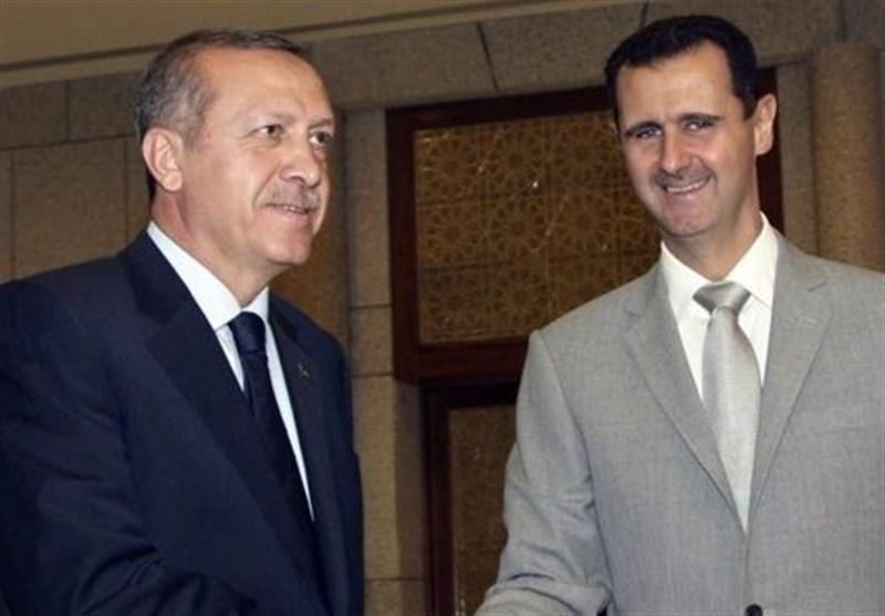 طرح مجدد پیشنهاد گفت وگو بین اردوغان و اسد