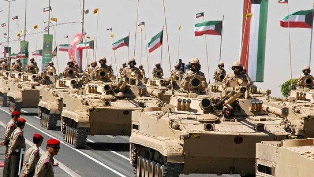 ارتش کویت به حالت آماده باش درآمد