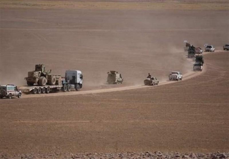 ادامه عملیات اراده پیروزی؛ پیشروی حشد شعبی به سمت مرزهای اردن و عربستان