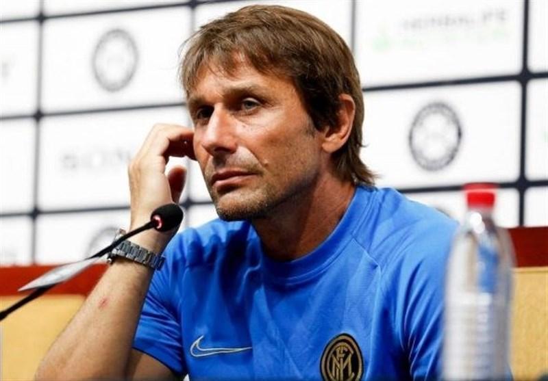 کونته: سایر باشگاه ها مسائلی مانند لوکاکو و برزوویچ را بهتر مدیریت می نمایند!