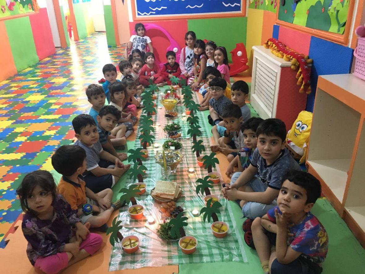 15 درصد بچه ها استان تهران به مهدکودک می روند