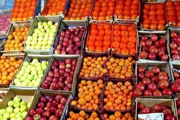 کاهش قیمت 20 قلم محصول در میادین میوه و تره بار همزمان با شروع پاییز