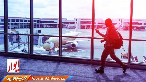 کاهش میزان گردشگران داخلی با افزایش قیمت بلیط هواپیما