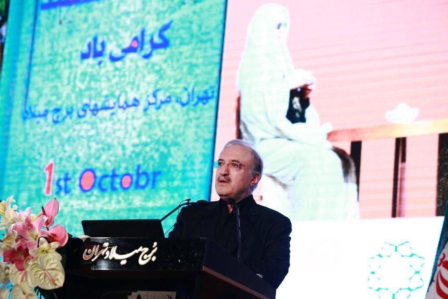 وزیر بهداشت: 8.3 درصد ایرانی ها سالمند هستند ، خانه های محله ای ویژه سالمندان ایجاد گردد
