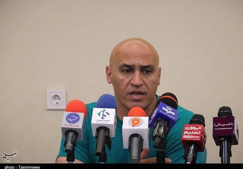 اصفهان، منصوریان: دربی اصفهان شیک تر از دربی تهران است، پهلوان چند ماه دیگر در تیم ملی خواهد بود