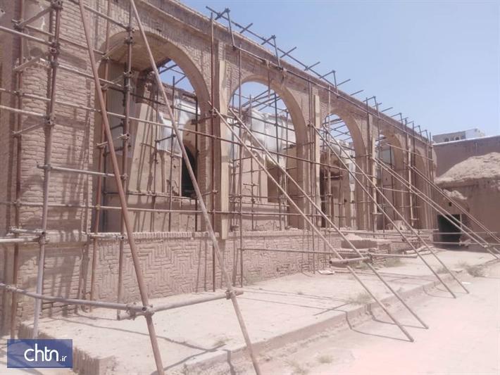 تغییر کاربری عمارت صدرزاده سیرجان به موزه صنعت سنگ آهن