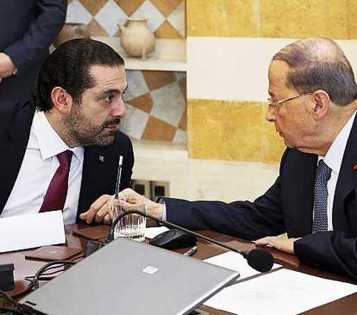 جلسه کابینه لبنان در کاخ بعبدا برگزار گردید