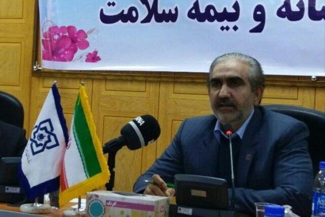 خدمت رسانی به بیش از 6 هزار زائر اربعین حسینی در مرز مهران
