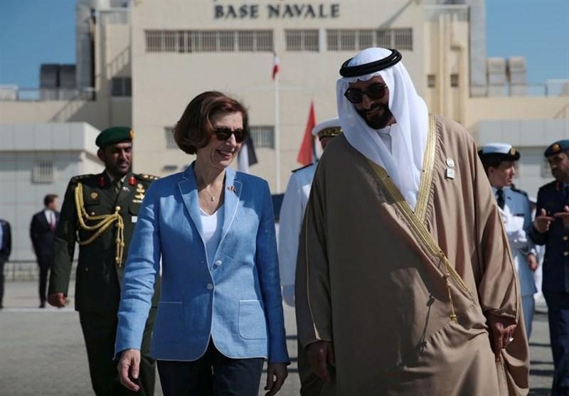 ابوظبی پایگاه اصلی نیروی دریایی اروپا در خلیج فارس شد