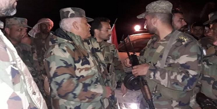 استقرار ارتش سوریه در الدرباسیه و تل تمر در مرز با ترکیه