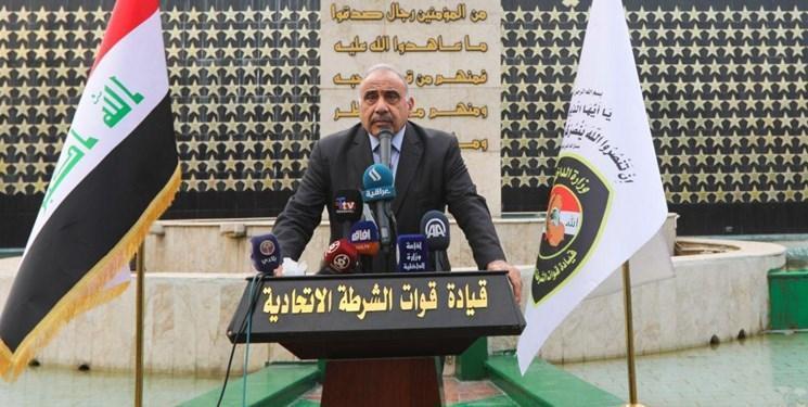 ادعای الاخبار، تماس بین عبدالمهدی، صدر و هادی العامری؛ گزینه برکناری دولت کنار گذاشته شد