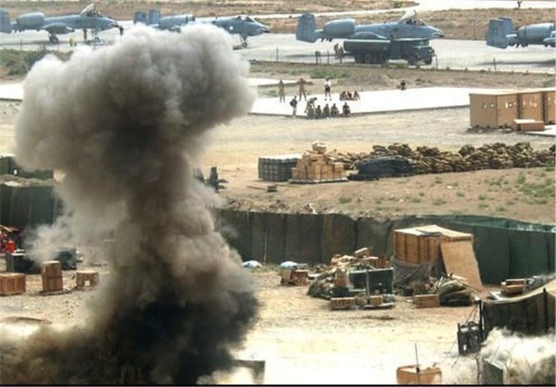 حمله راکتی طالبان به بزرگترین پایگاه آمریکا در افغانستان