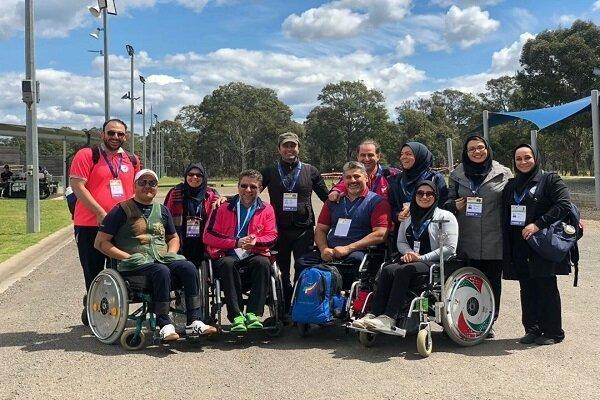 پنجمین سهمیه پارالمپیک برای پارادومیدانی ایران بدست آمد
