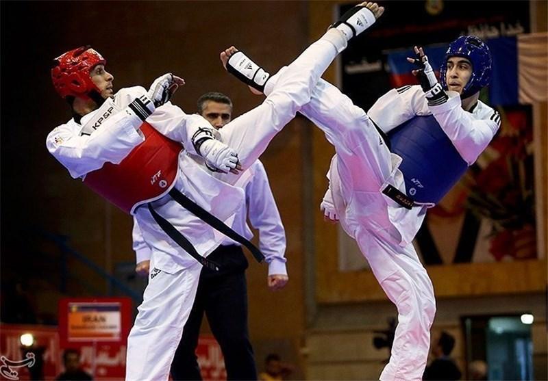 مدال آوران گیلانی تیم ملی تکواندو در مسابقات آسیایی چین تایپه تجلیل شدند