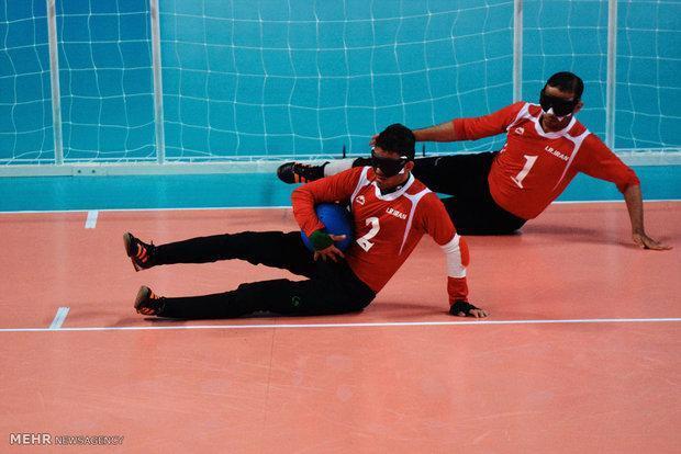 اعلام برنامه دیدارهای تیم ملی گلبال در راستا کسب سهمیه پارالمپیک