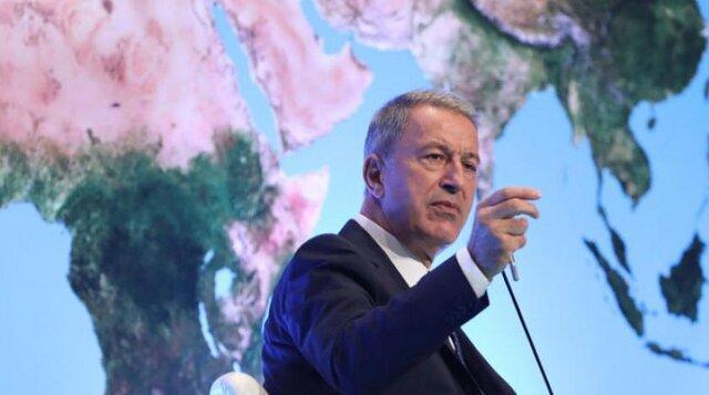 وزیر دفاع ترکیه: از خرید سامانه اس400 روسیه دست نمی کشیم