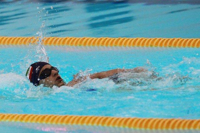 کسب اولین طلای ایران در رشته شنای بازیهای پاراآسیایی، شکست گلبال بانوان