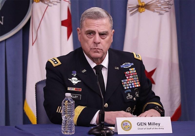 ژنرال ارشد آمریکایی: در برابر ایران باید از گزینه های غیرنظامی استفاده کنیم