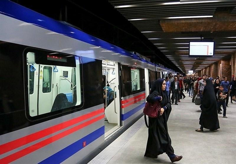 افزایش 40 درصدی تامین برق خطوط متروی پایتخت با افتتاح 4 پست برق