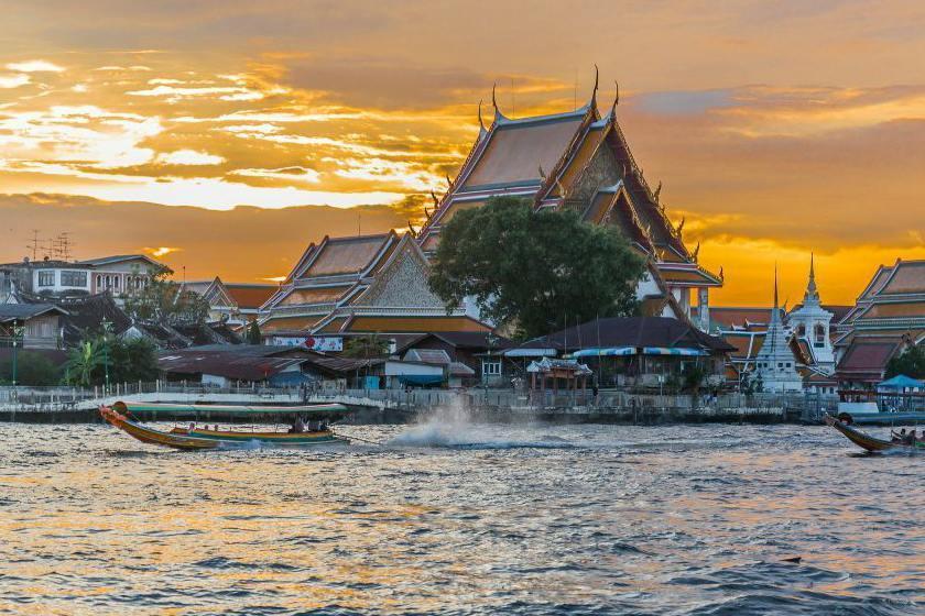 جاهای دیدنی تایلند که نباید از دست بدهید