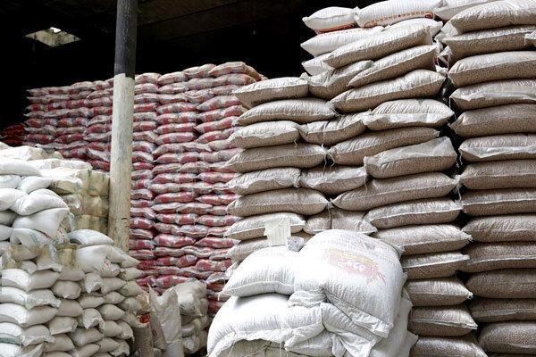 پلمب انبار احتکار برنج در مشگین شهر