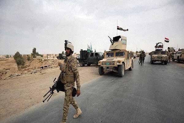 عملیات ضد داعش در الانبار، بازداشت یک تروریست در صلاح الدین