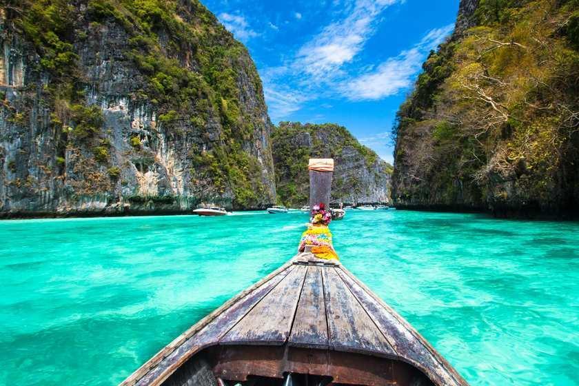 برای ماجراجویی در طبیعت تایلند به جای پوکت، کرابی را انتخاب کنید