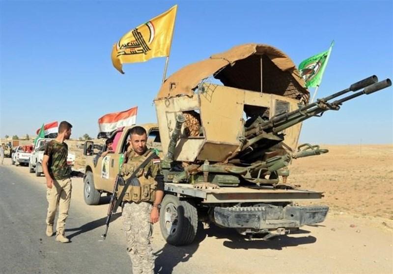 عراق، موفقیت حشد شعبی در دفع حمله داعشی ها در جنوب سامراء