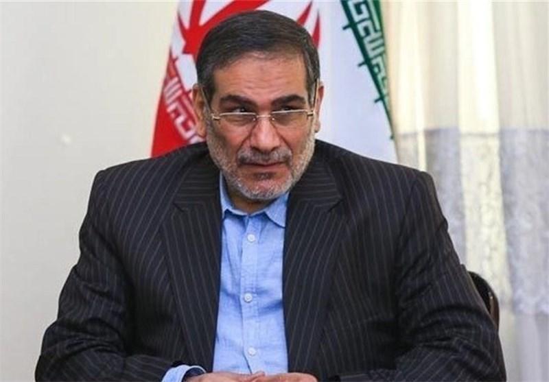 دبیر شورای عالی امنیت ملی با هیچ یک از رسانه ها مصاحبه ای نداشته است