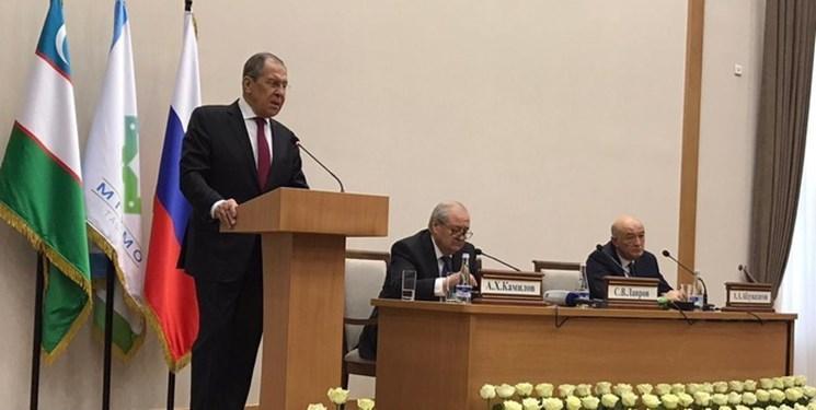 تأکید لاوروف بر تداوم همکاری نظامی، هسته ای و آموزشی با ازبکستان