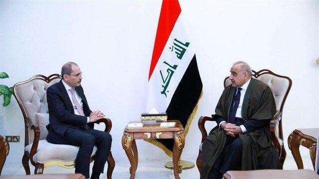 عبدالمهدی: عراق و اردن پایه های اصلی امنیت و ثبات در منطقه هستند