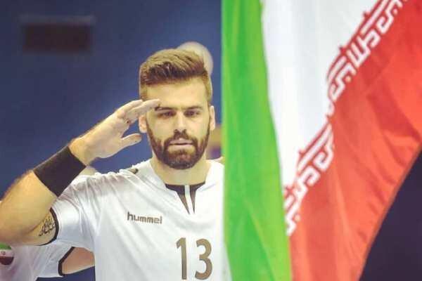 الله کرم استکی از تیم ملی هندبال خداحافظی کرد