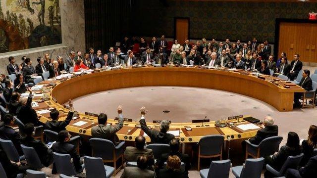موضوع اعتراضات در ایران در حیطه صلاحیت شورای امنیت قرار نداشت