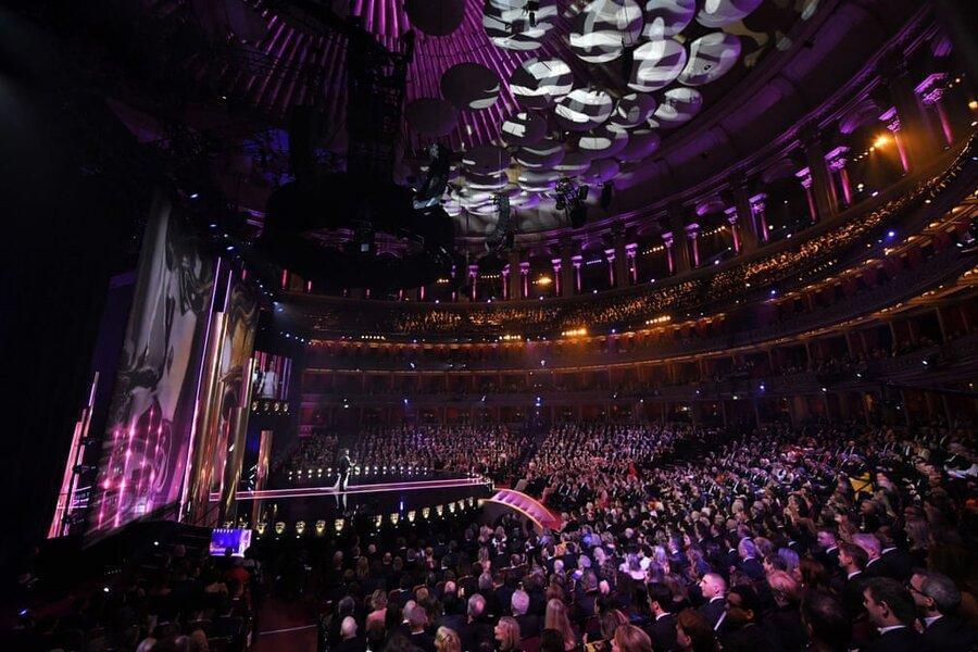 تصاویری دیدنی از مراسم بفتا 2020 در لندن