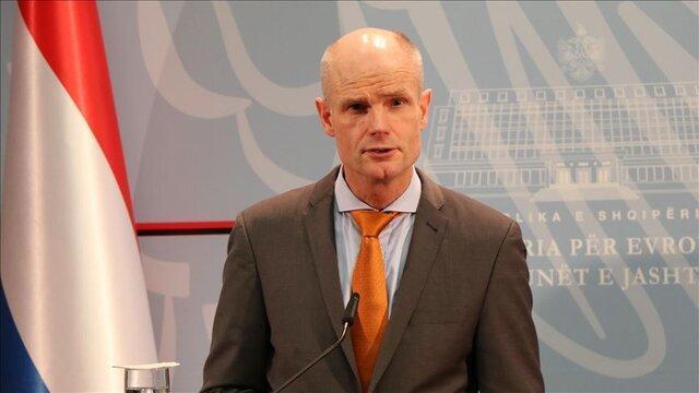 هلند خواهان ایجاد منطقه پرواز ممنوع بر فراز ادلب شد