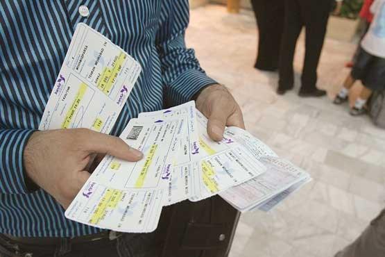 پیش فروش بلیت های نوروزی هواپیما سال جاری انجام نمی گردد