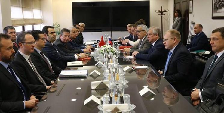 بیانیه وزارت دفاع روسیه درباره نتیجه مذاکرات مسکو و آنکارا پیرامون ادلب