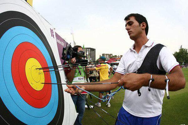 چگونگی پیگیری تمرینات تنها کماندار المپیکی ایران در شرایط کرونایی