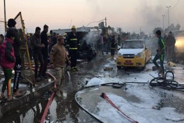 وقوع انفجار در طوزخورماتو عراق، 6 نفر زخمی شدند